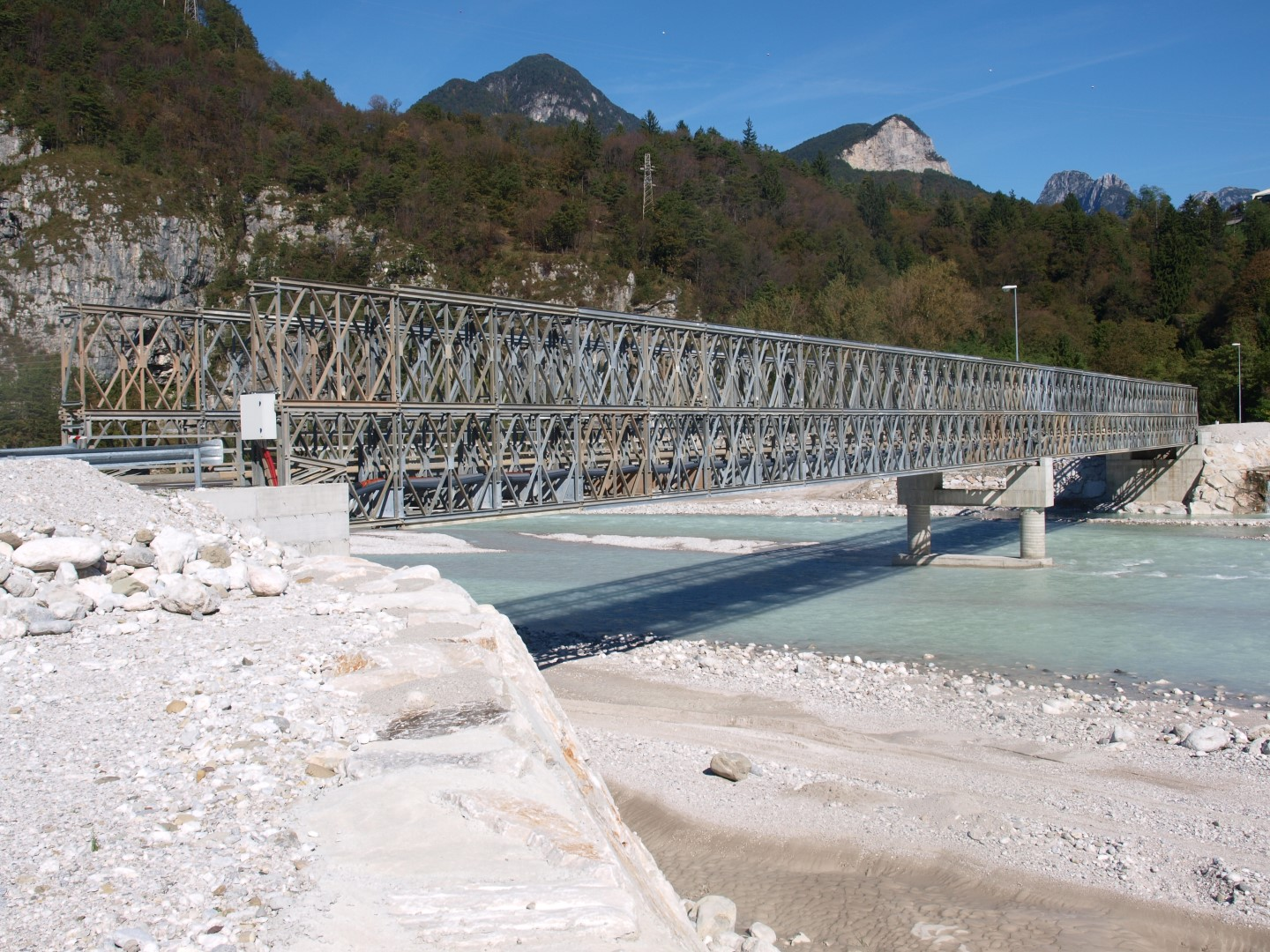 ponte bailey carrabile
